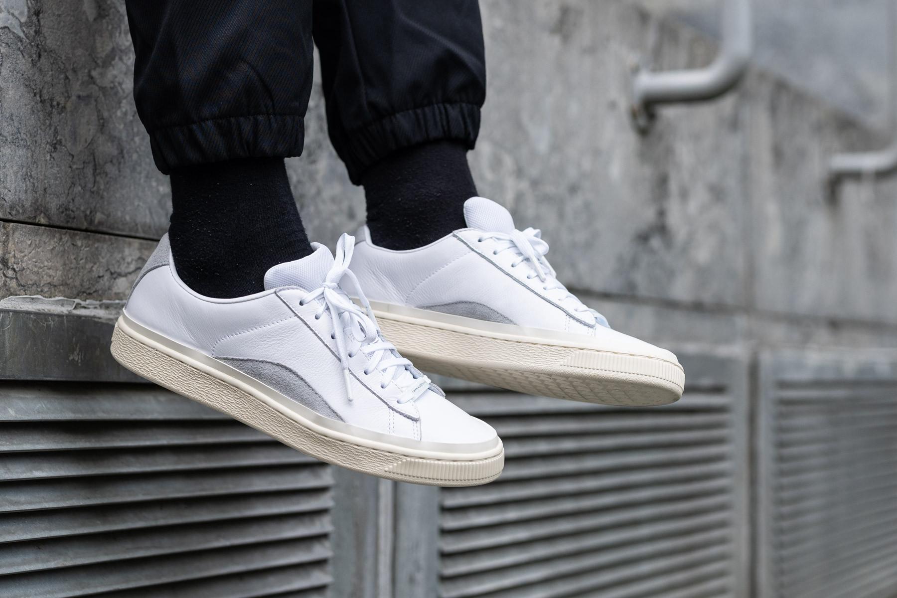 classic fit 9f75f c894a Puma x HAN Basket - Sneaker.no