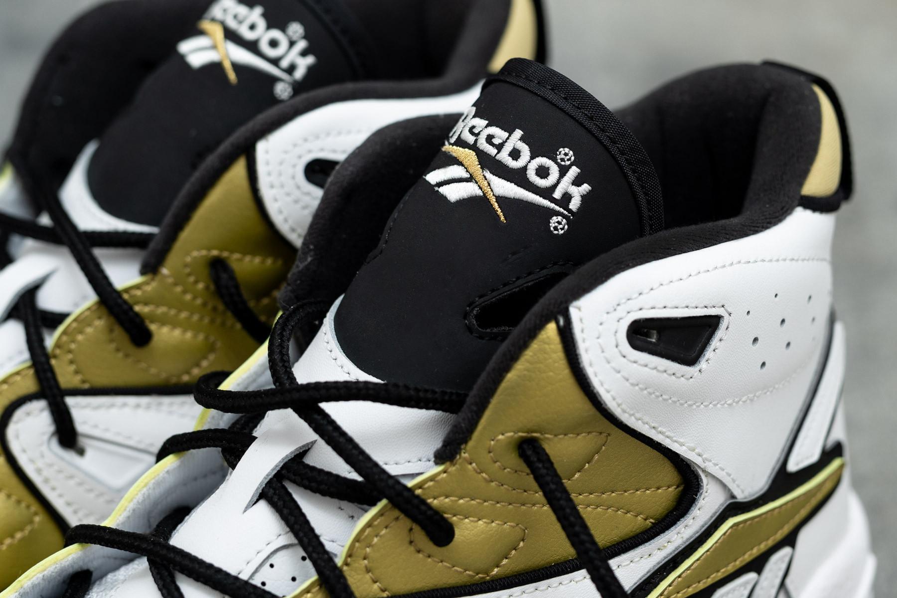 Reebok Vintage Hexalite basketball shoes