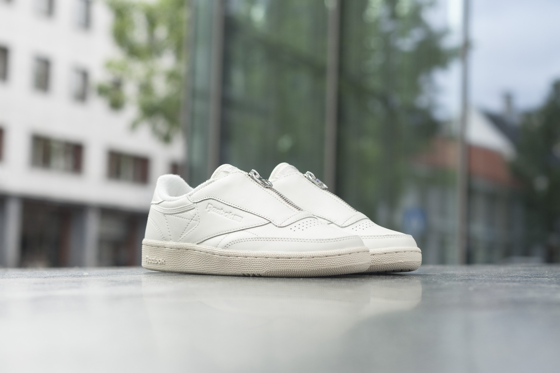 a68b8bd52164 Reebok Club C 85 ZIP - Sneakers - Sneaker.no