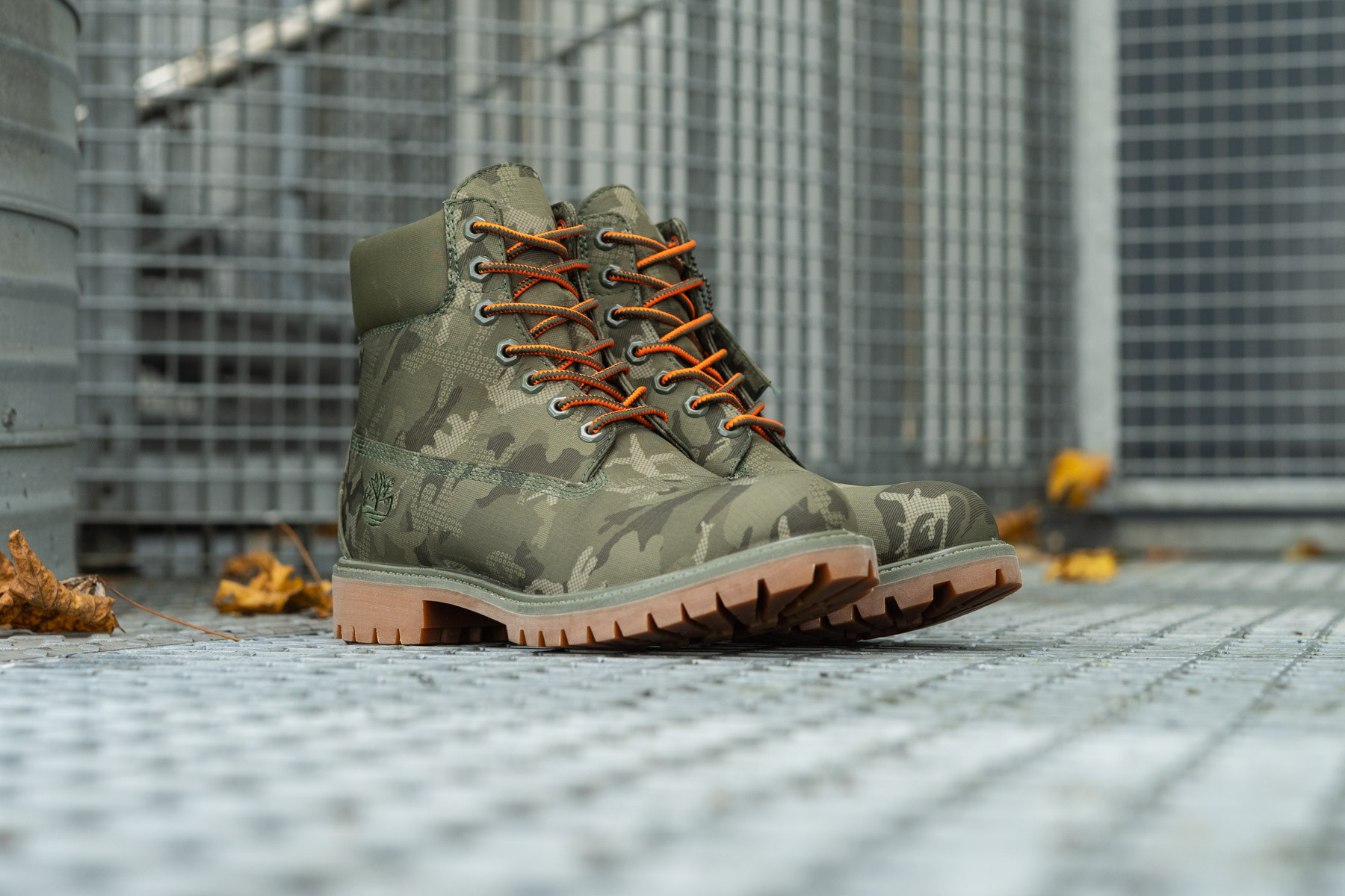 b847f26e3 Timberland 6IN PRM Fabric Boot - Boots - Sneaker.no