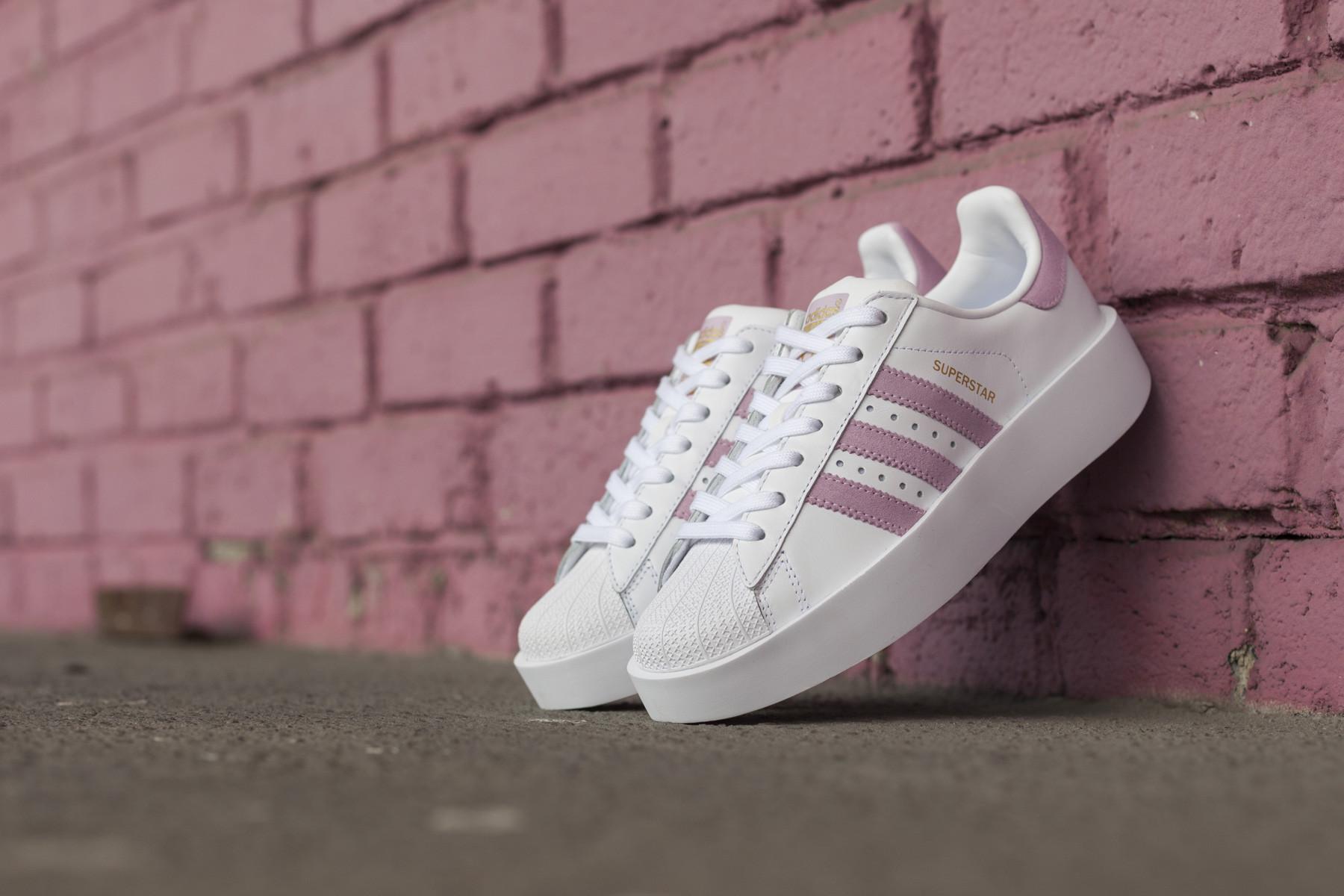 W Adidas Superstar Bold Sneaker.no