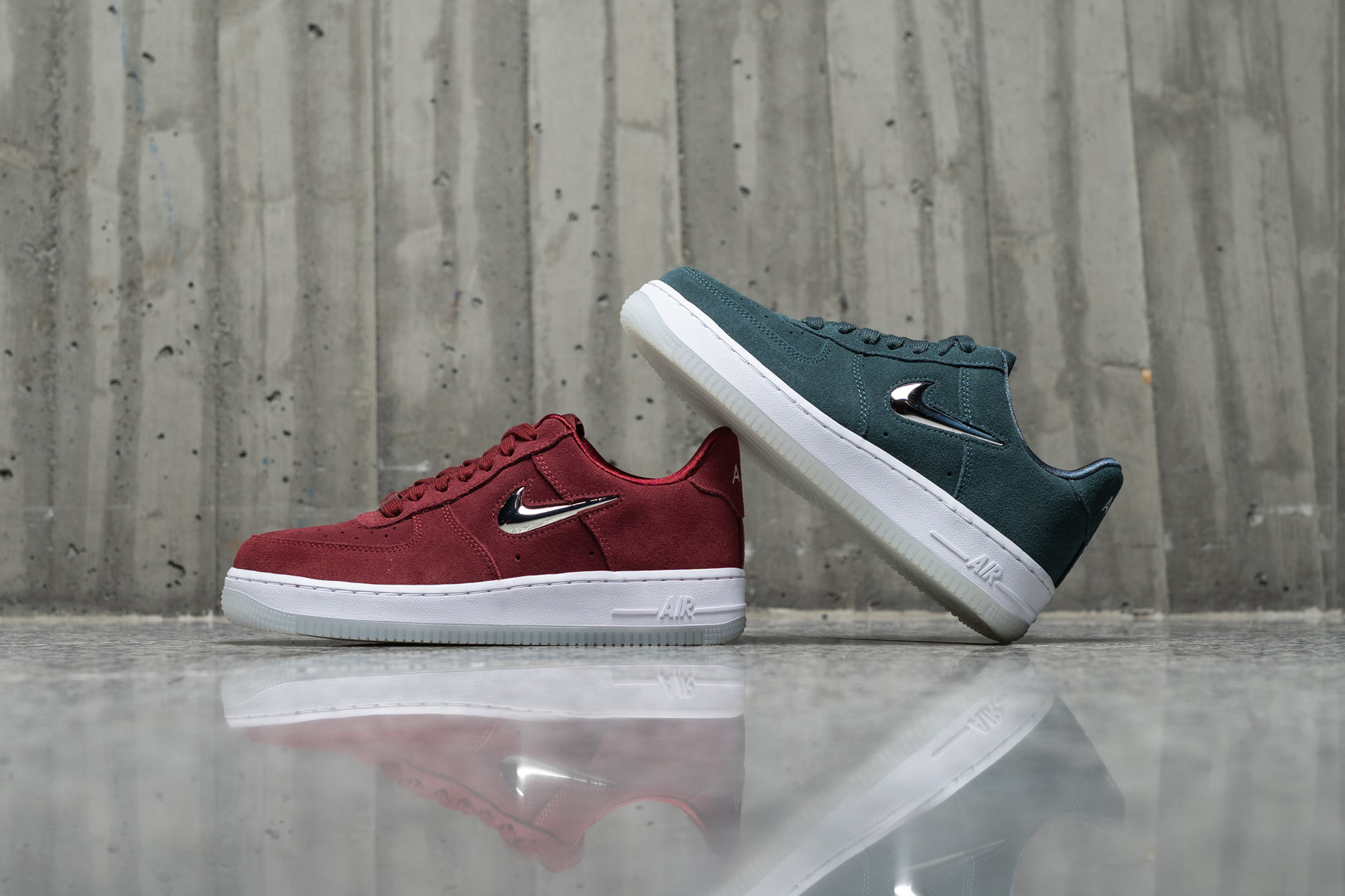 W Nike Air Force 1`07 PRM LX Low top Sneakers Sneaker.no