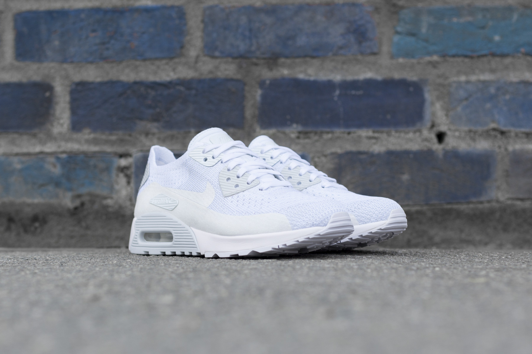 big sale 4a8f0 992f2 Wmns Nike Air Max 90 Ultra 2.0 Flyknit - Dame - Sneakers - Sneaker.no