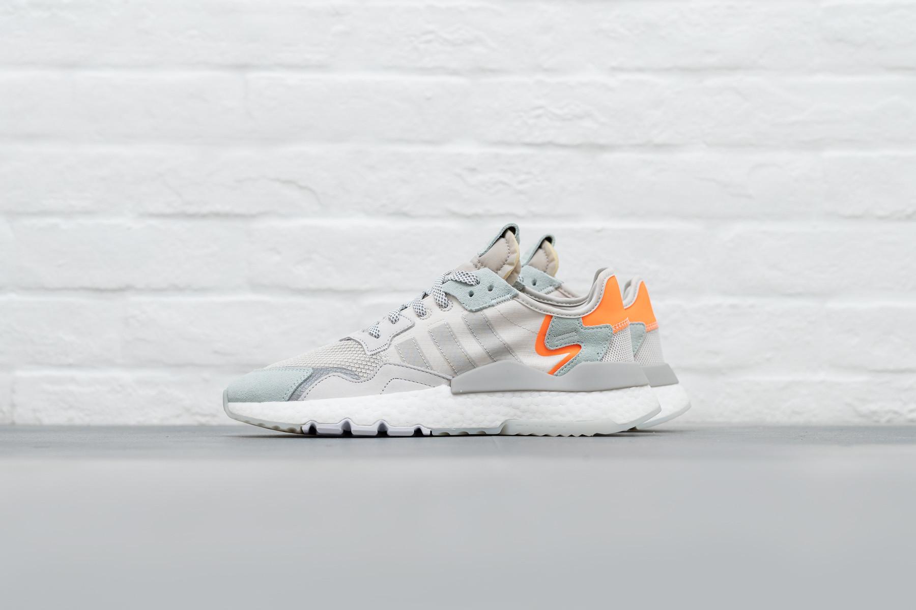 W Adidas Nite Jogger Sneaker.no
