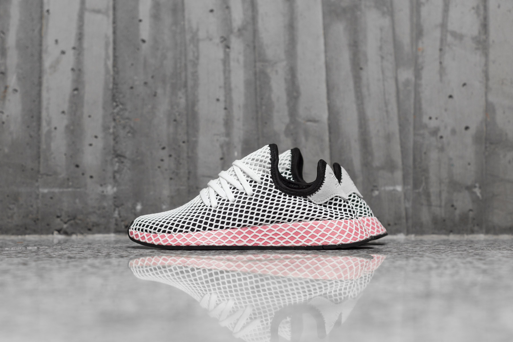 Shoes   Adidas Originals Womens Deerupt Runner Shoes Core