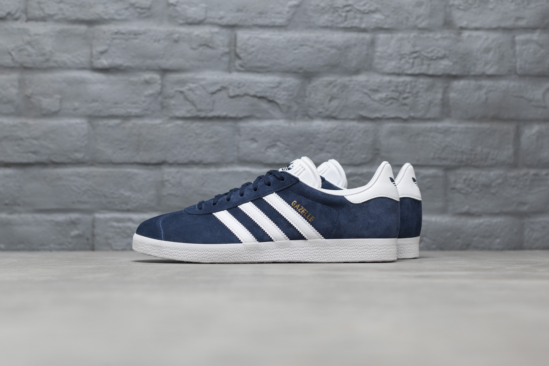 W Adidas Gazelle Dame Sneakers Sneaker.no