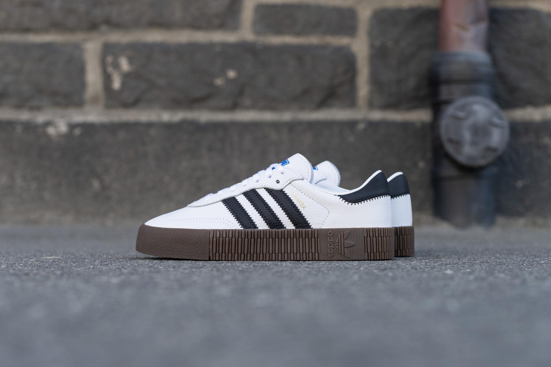 W Adidas Sambarose Sneakers Sneaker.no