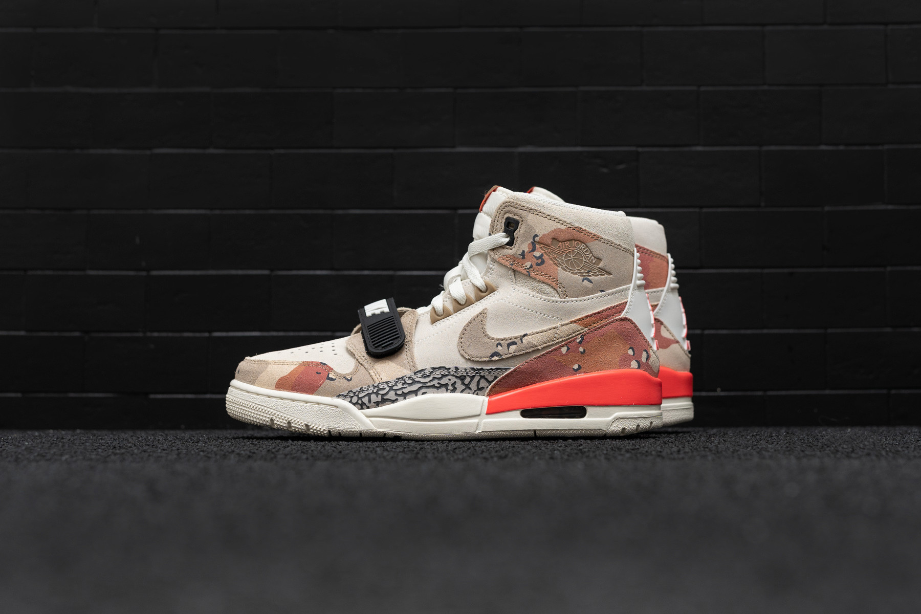 jordan AIR JORDAN LEGACY 312 SAILDESERT CAMO INFRARED 23