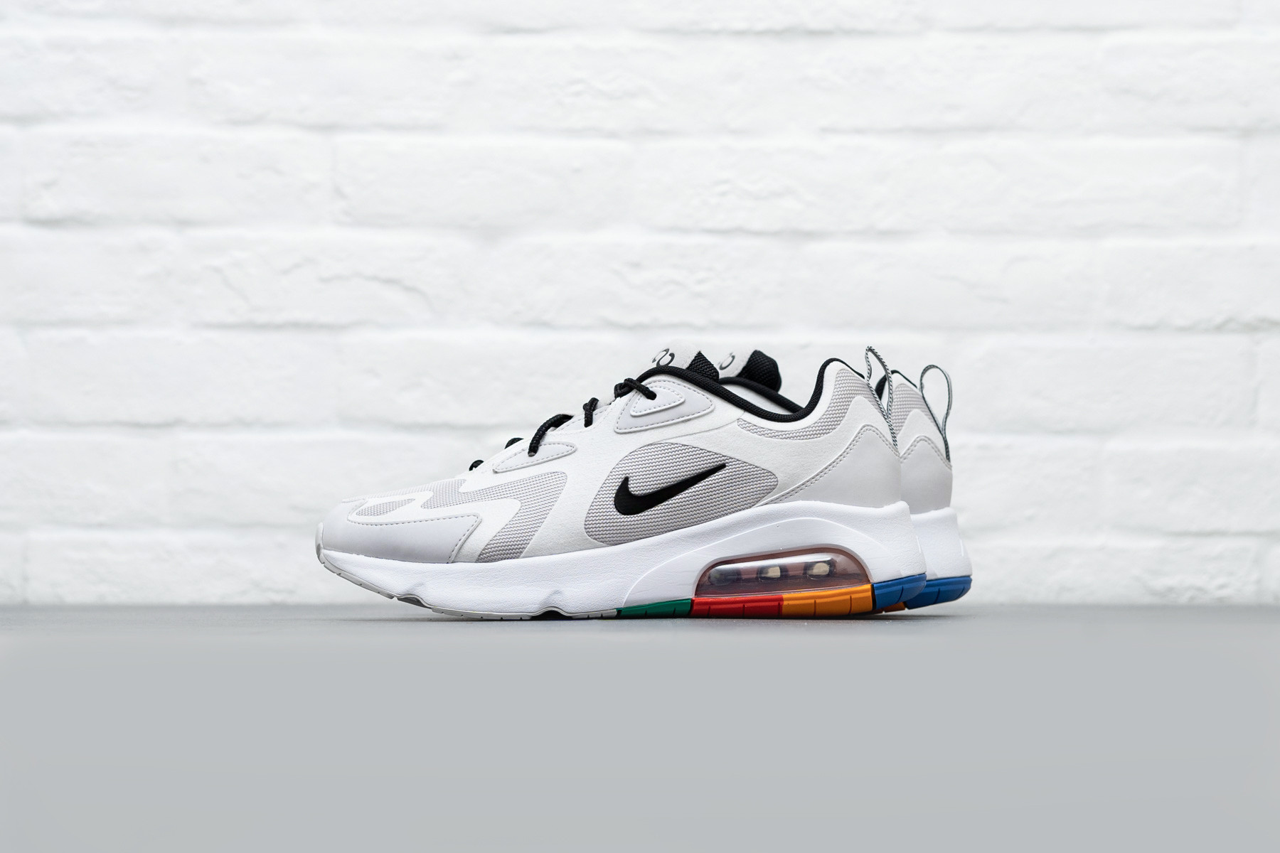 Nike Air Max 200 Sneaker.no