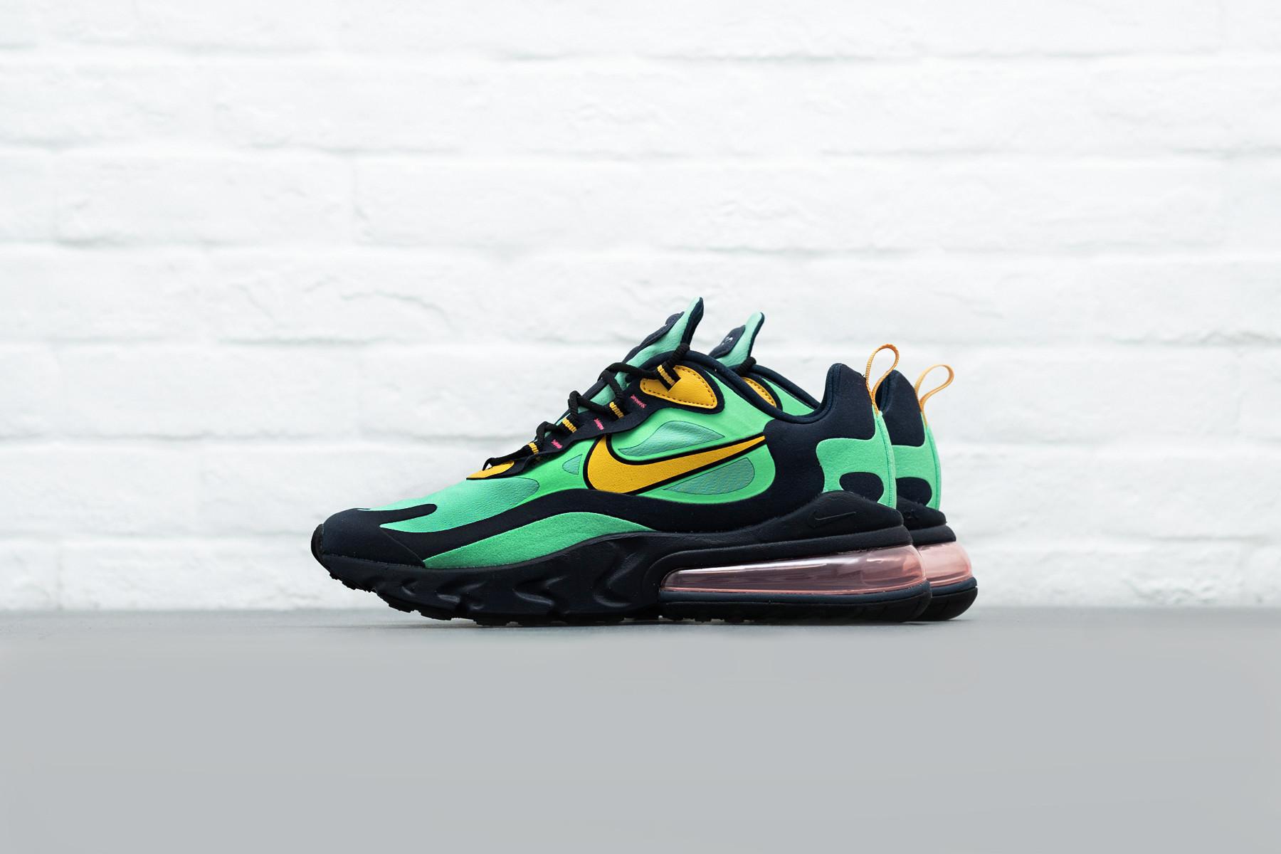 Nike Air Max React 270 | Sesongens nyheter fra Nike finner