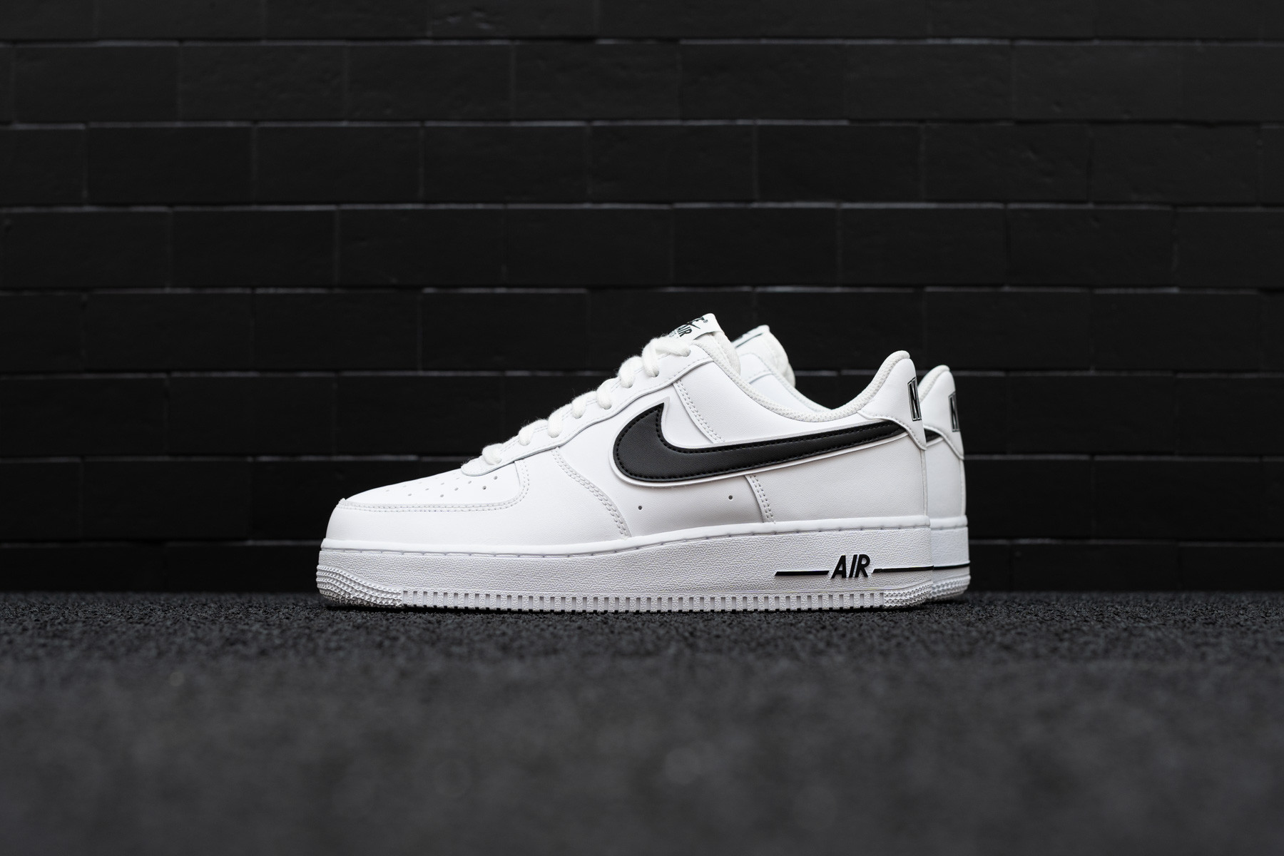 Nike Air Force 1`07 3 Low top Sneakers Sneaker.no