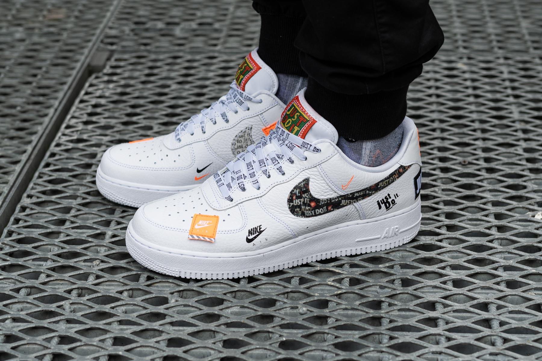 Nike Air Force 1`07 PRM Herre Sneakers Sneaker.no