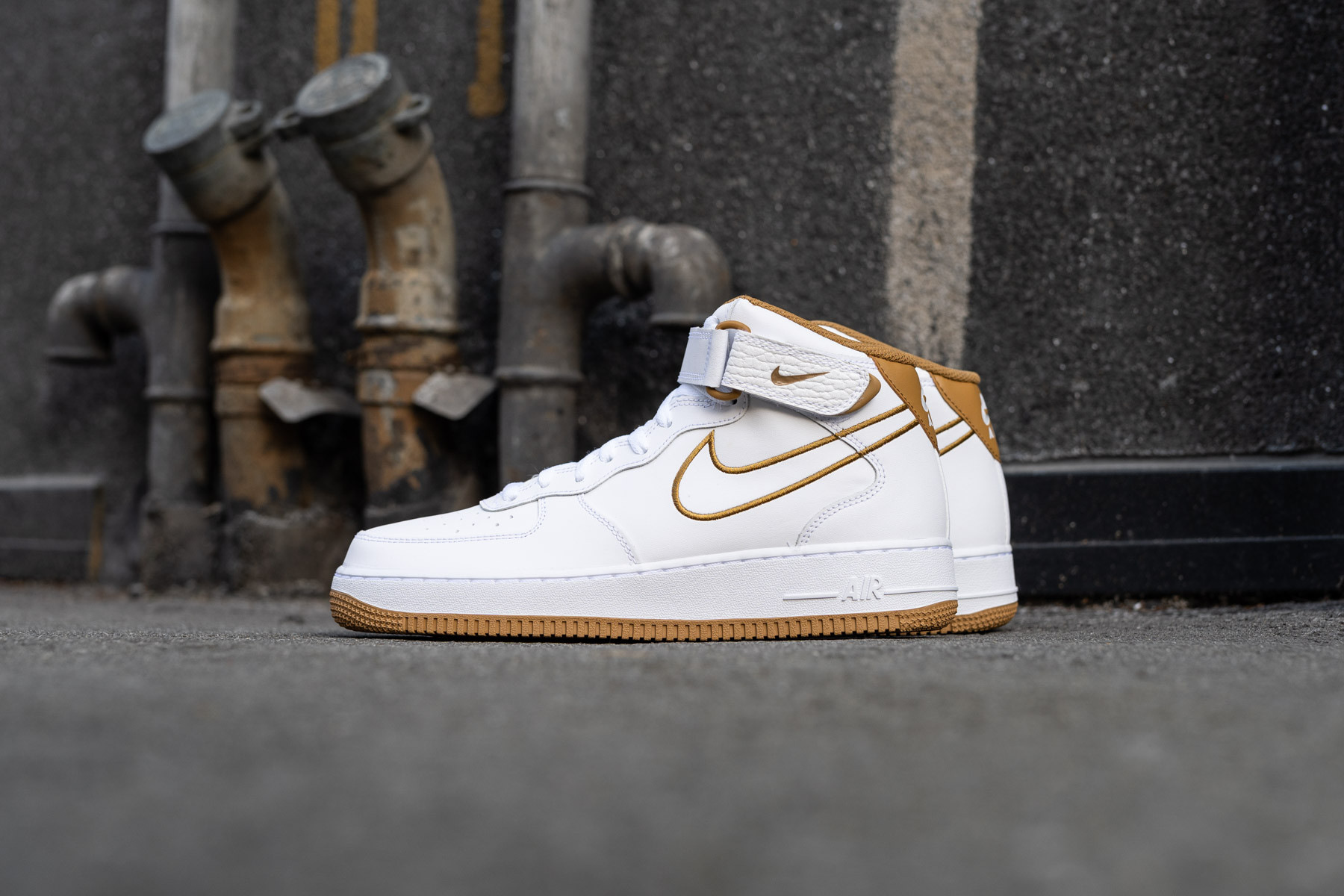 Nike Air Force 1 Mid ´07 Lthr | AQ8650 101