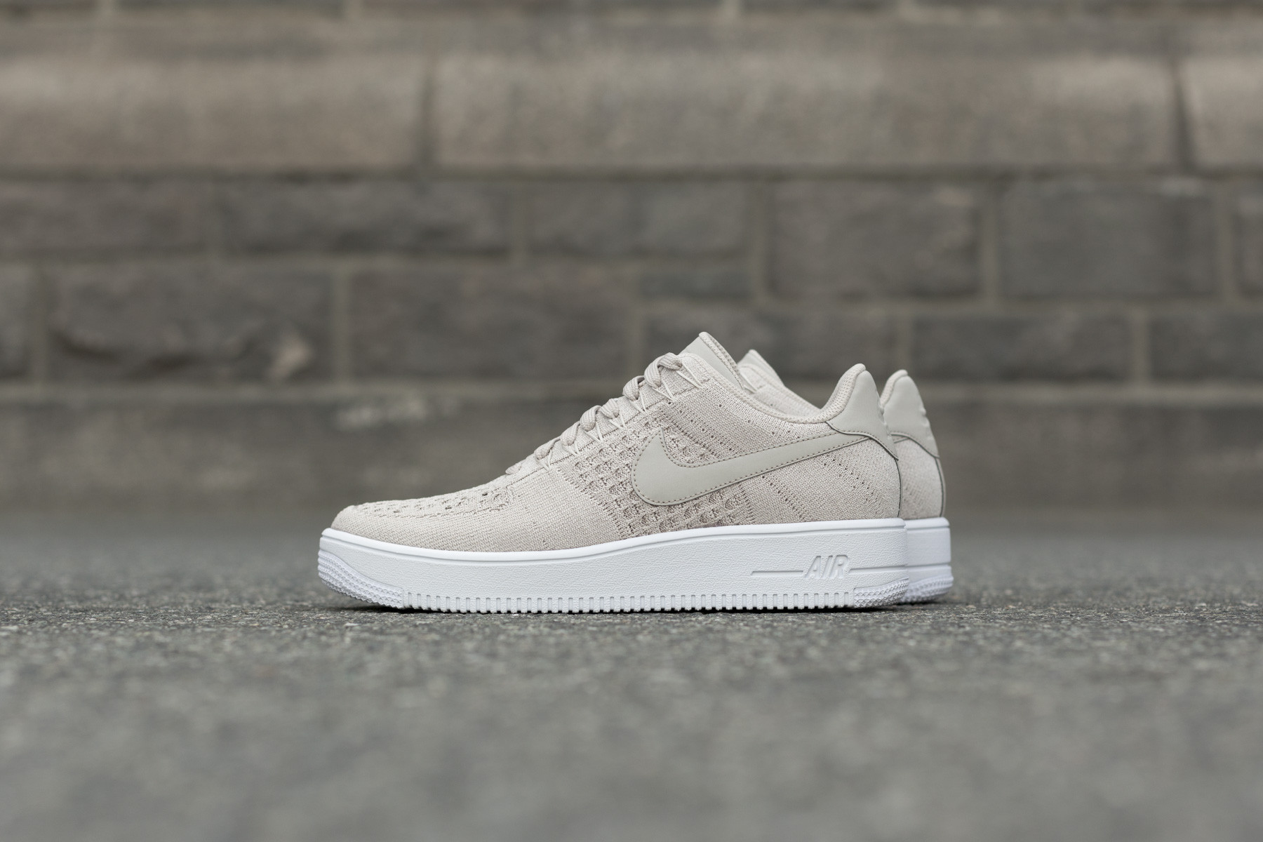Nike Air Force 1 Ultra Flyknit Low White Ice | Nike | Sole