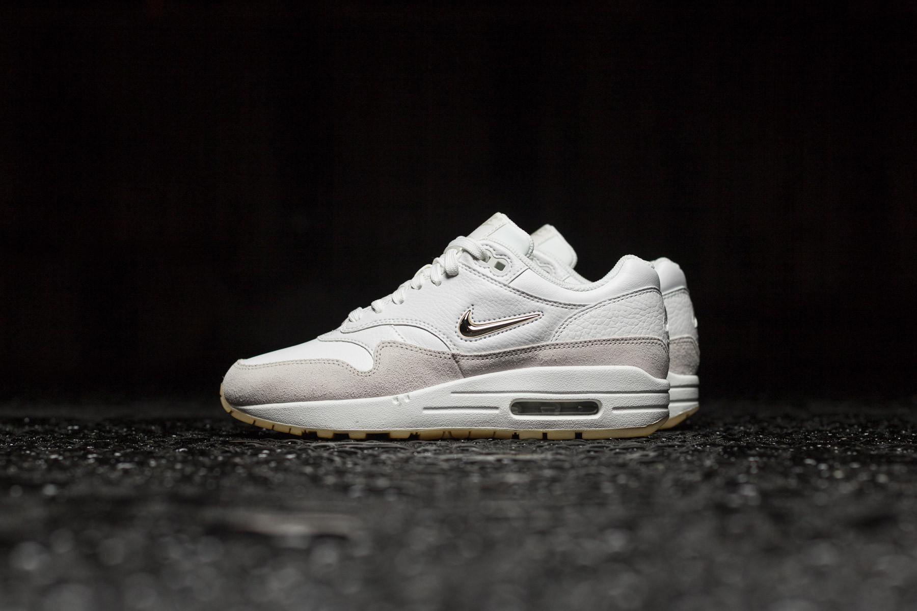 Nike Air Max 1 Jewel White