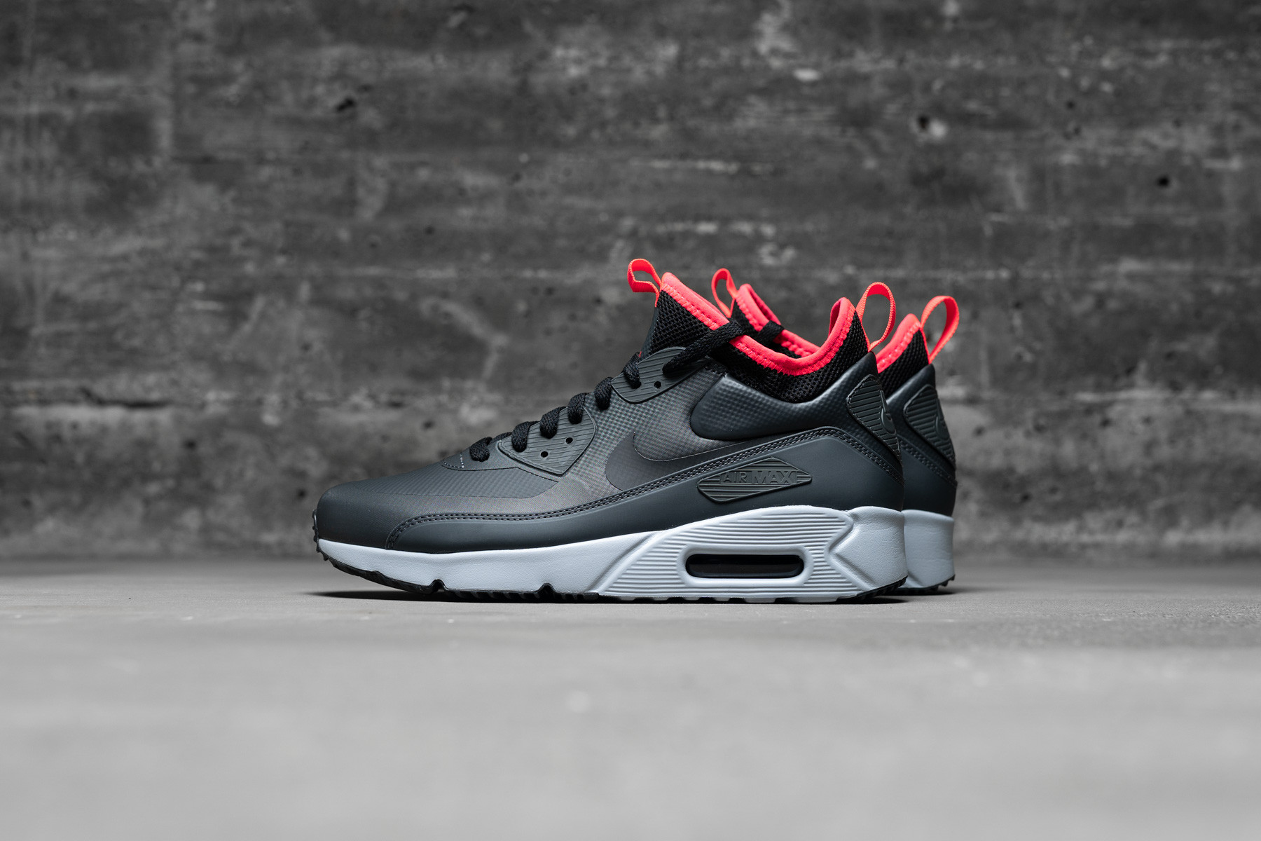 air max 90 winter mid black