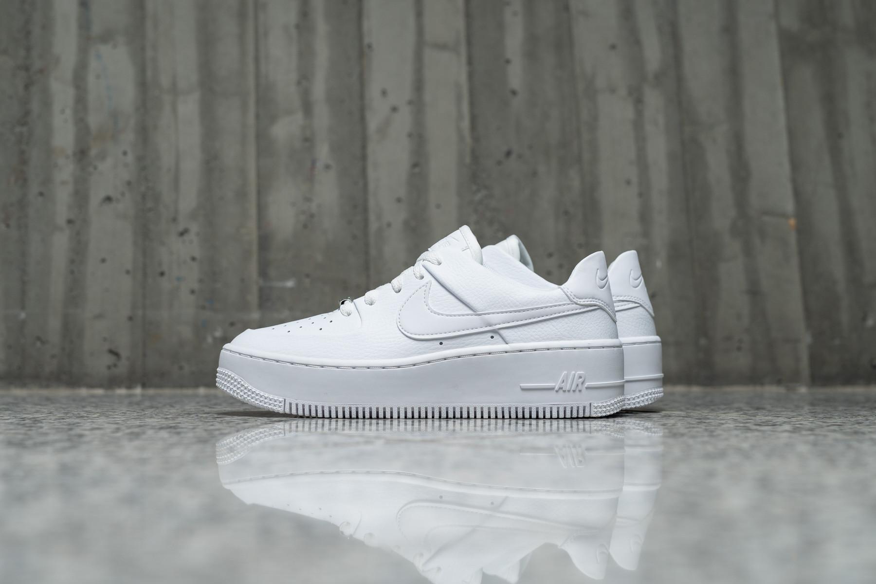 W Nike Af1 Sage Low Sneaker No