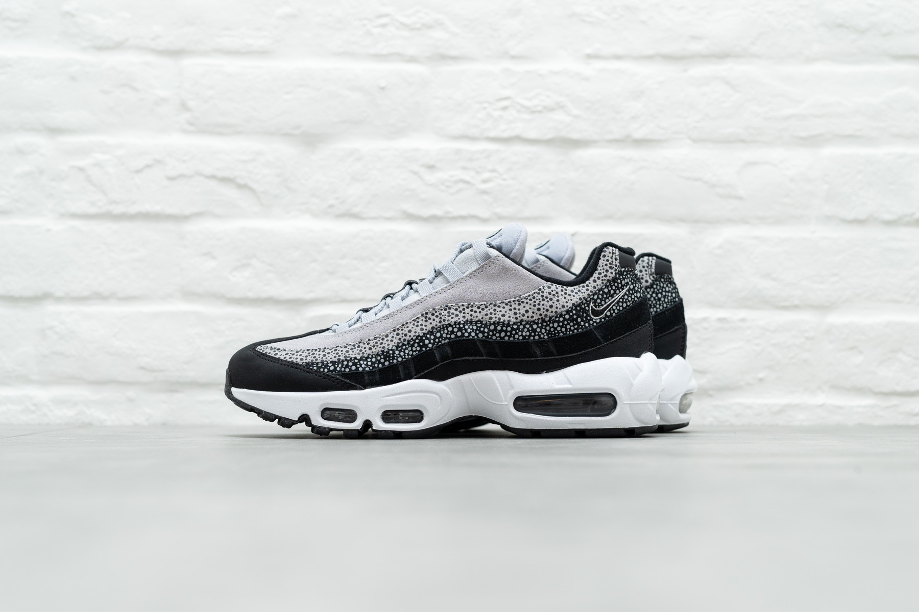 NIKE SPORTSWEAR Air Max 95 Prm Sneakers for Women White