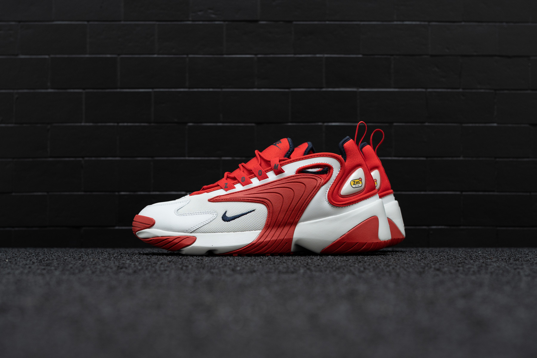 new product 2e574 793dd Nike Zoom 2K - Sneaker.no