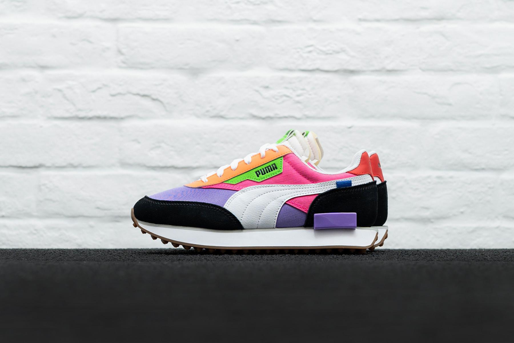 W Puma Future Rider Play On   SKILLS Sneaker.no Sneaker.no
