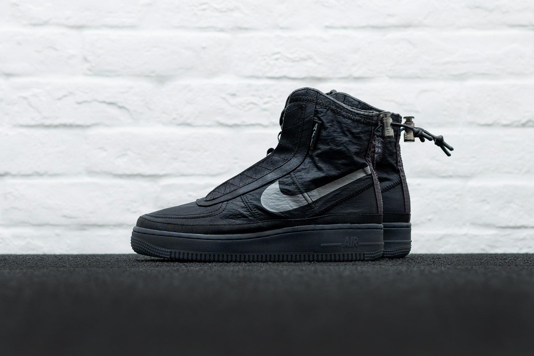 W Nike Air Force 1 Shell   Nyheter fra Nike finner du hos