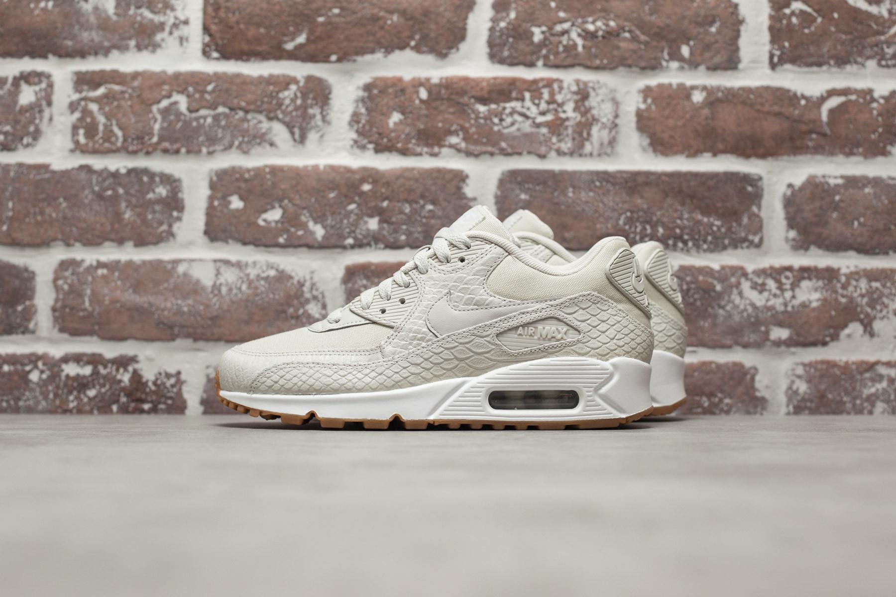 Wmns Nike Air Max 90 Prem Low top Sneakers Sneaker.no