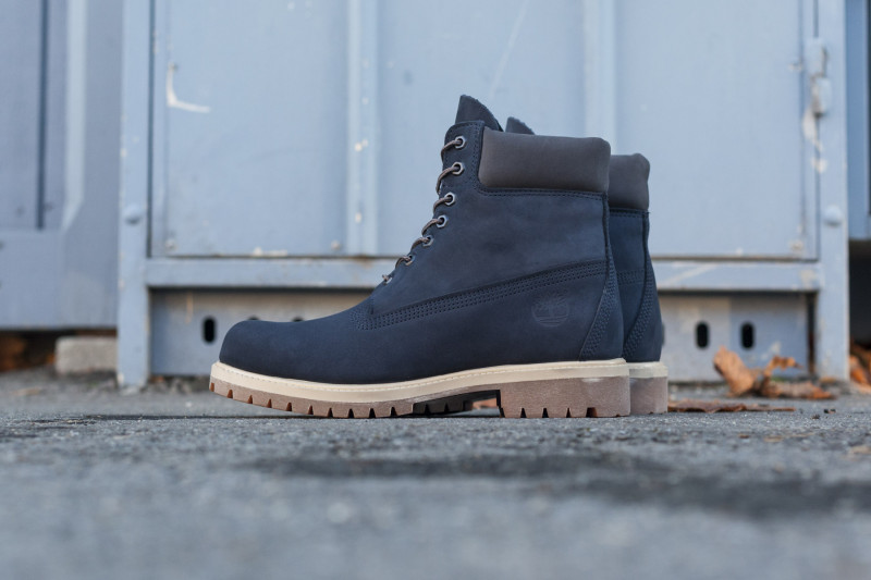 Timberland 6IN Prem BT WP Nvy