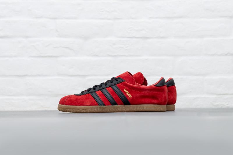 W Adidas London