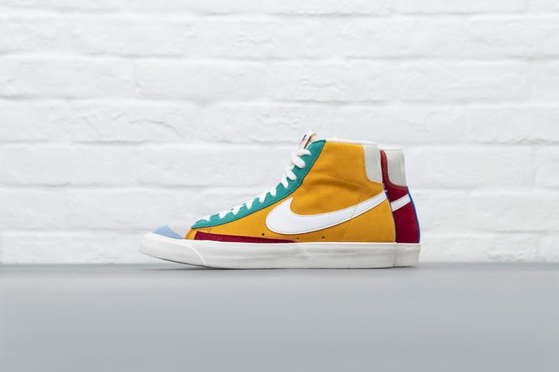 01890af5 Nike Blazer Mid`77 Vintage Suede