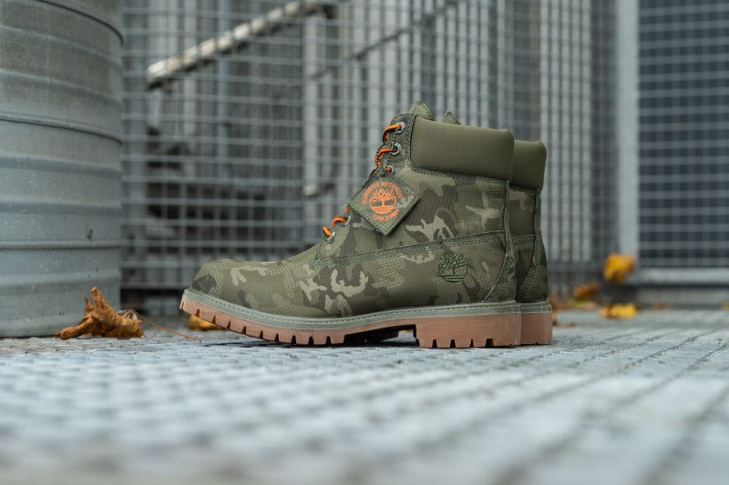 Timberland 6IN PRM Fabric Boot