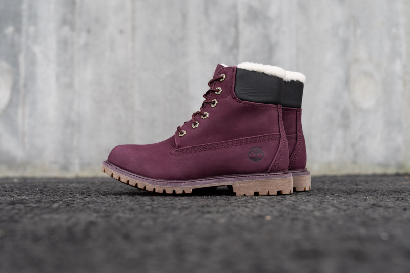 W Timberland 6IN PRM